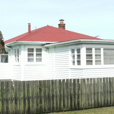 Bungalow with Retrofit Double Glazing